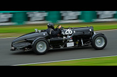 racing car with number 26